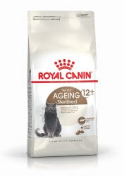 Royal Canin Sterilised+12 4kg