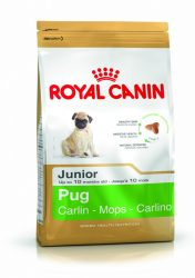 Royal Canin Pug Puppy 500g