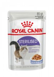 Royal Canin Sterilised Jelly 85g