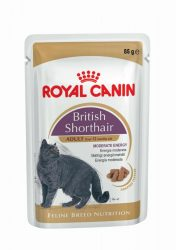 Royal Canin British Shorthair Adult 85g